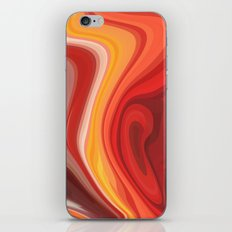 Phoenix rising iPhone & iPod Skin