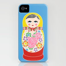 Matryoshka iPhone (4, 4s) Slim Case