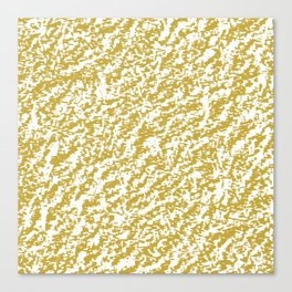 Gold Texture Canvas Print