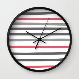 King of Pain Wall Clock