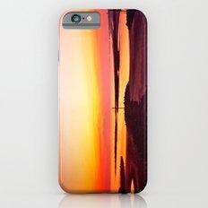 Sun Setting Over Irvine  iPhone 6s Slim Case