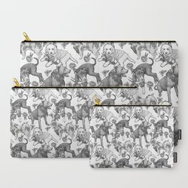 Fetching Florals Carry-All Pouch