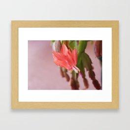 Defining Moment Framed Art Print