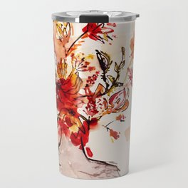 flowergirl Travel Mug