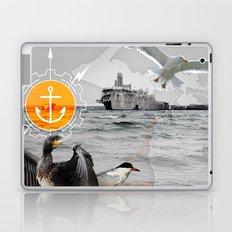 Manitou Shipwreck Laptop & iPad Skin