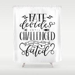 Fate Shower Curtain