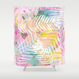 Tropical Juice 2 Shower Curtain