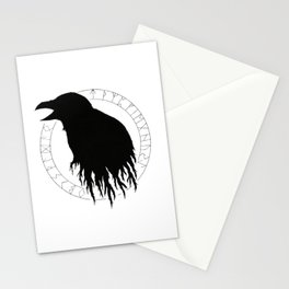 Aettir & Huginn Stationery Cards
