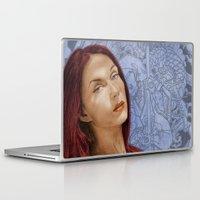 alex turner Laptop & iPad Skins featuring Alex by Tetsuya