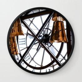The inside bells Wall Clock