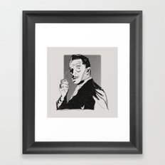 Vincent Price Framed Art Print