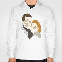 casablanca Hoodies featuring Casablanca by Swell Dame