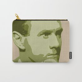 Patrick White Carry-All Pouch