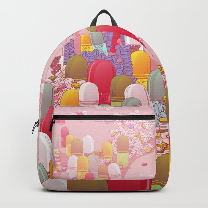 Society of Pills Backpack