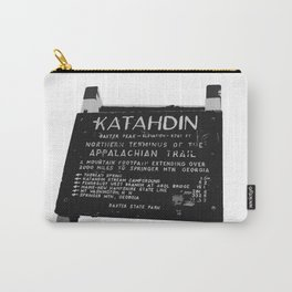 To Katahdin Carry-All Pouch