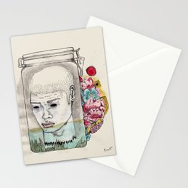 Té Stationery Cards