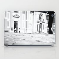 focus iPad Cases featuring Focus  by Mich Li