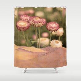DAISY DESERT Shower Curtain