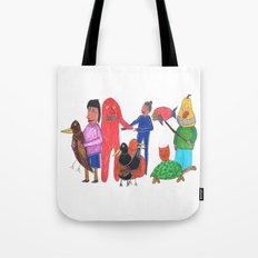 Furgly Tote Bag
