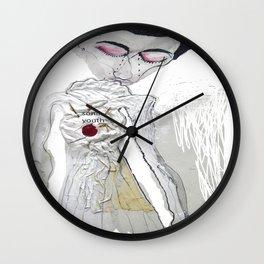 sonik youth Wall Clock