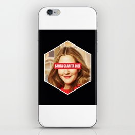 Santa Clarita diet iPhone Skin