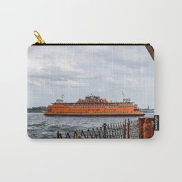 S.I. Ferry NYC Carry-All Pouch