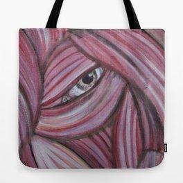 eye in muscle Tote Bag