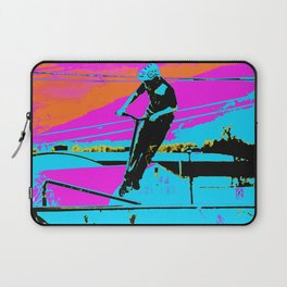 The Bunny Hop - Scooter Stunt Laptop Sleeve