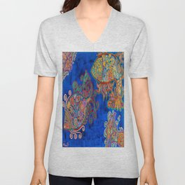 The Water Angels Unisex V-Neck