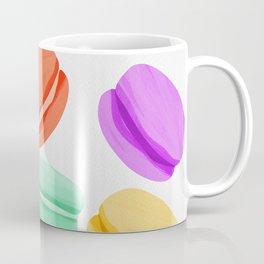 Macaron Rainbow Coffee Mug