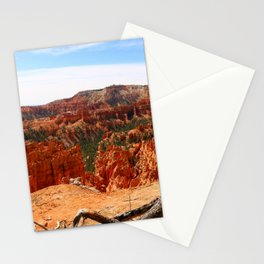Sunset Point At  Bryce Canyon Stationery Cards