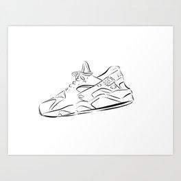 Not So Simple Art Print