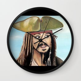 Pirata Wall Clock