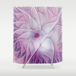 Beauty of a Flower Shower Curtain
