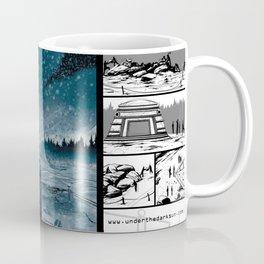 Under the Dark Sun #1 Trailer Cover Coffee Mug