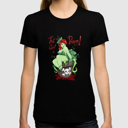 Poison Ivy - That Girl is Poison T-shirt