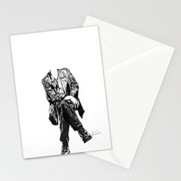 Madman with a Box Stationery Cards