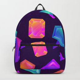 Gimme Gimme - Eighties Retro Crystals Backpack