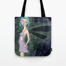 Esmerelda the Dragonfly Fairy Tote Bag