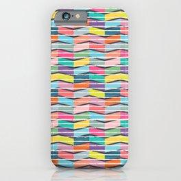 Simple Geos-1 iPhone Case