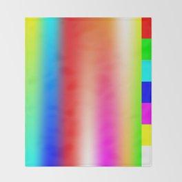 Vapor Spectrum Throw Blanket