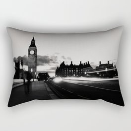 London noir ...  Rectangular Pillow