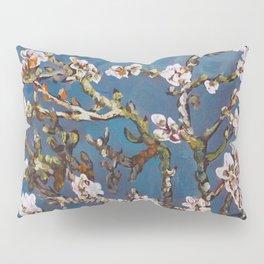 Vincent van Gogh Pink Blossoming Almond Tree (Almond Blossoms) Pillow Sham