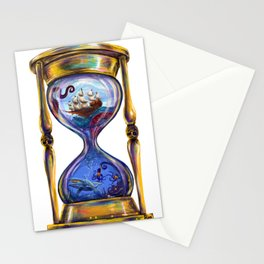 The Test of Time- Volume 2 Stationery Cards
