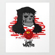 DARKWRAITHS Art Print