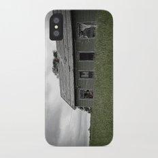 Days Gone By iPhone X Slim Case