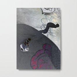 Ashbridges Bay Skate Park Metal Print