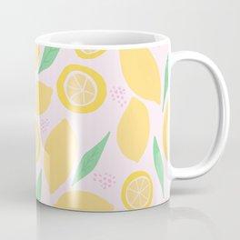 Pink Lemonade II Coffee Mug