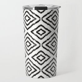 Sumatra in Black and White Travel Mug