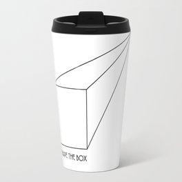 Reshape the Box Travel Mug
